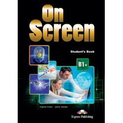 On Screen B1+ Student's Book