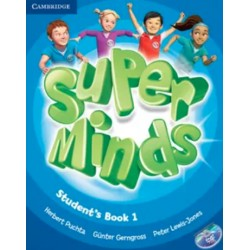 Super Mind Students Book Wiht DVD ROOM 1