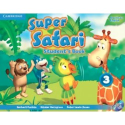 Super Safari Students Book 3