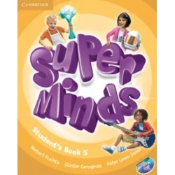 Super Mind Students Book Wiht DVD ROOM 5