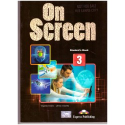 On Screen 3 Students Book IEBOOK